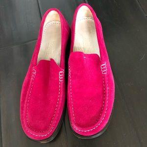 Fuchsia Cole Haan Resort 8.5 Loafers